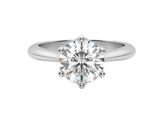 Top View Ring