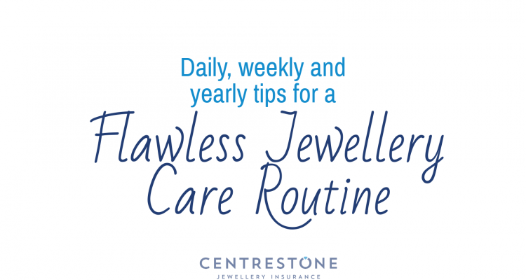 Three Simple Steps to a Flawless Jewellery Care Routine