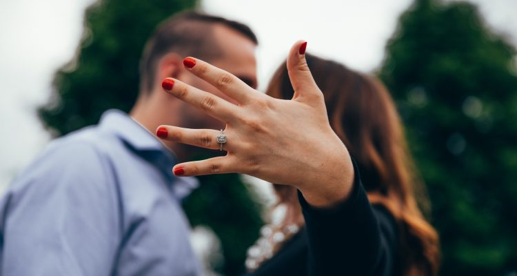 How to Drop a Hint About Your Dream Engagement Ring